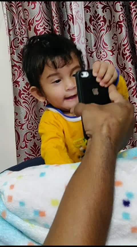 My son Ezhil's talking practice with Talking Tom #ezhil #babylove #loveyoulot #ezhiltalking #talkingtom #tamil