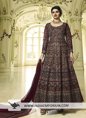 In the past few years, the anarkali salwar kameez has become all the rage and if you too want to own a stunning anarkali of your own, this is the place for you to shop. From casual wear to anarkalis that will make you the centre of attention at weddings, we have them all! #IndiaEmporium  ➡️ How to place order ?? *************************************** ☎ Whatsapp No: +91-885-135-6382 (US) +1-302-261-9333 📲 Live Chatting: https://goo.gl/ykhzjq ➡️ Visit Website : https://goo.gl/A71a4R ➡️ Instagram : https://www.instagram.com/india_emporium_official/