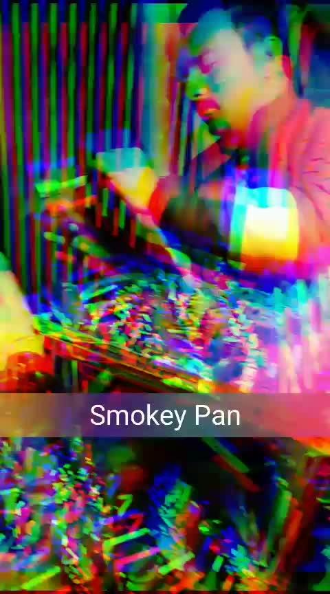 #wow #smokey #pan #smokeypan #roposo-wow-indian