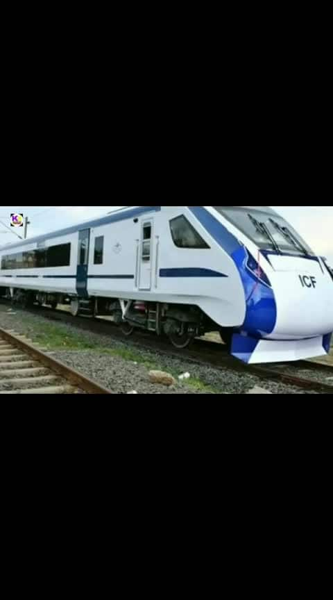 DILLI SE BANARAS TRAIN 18