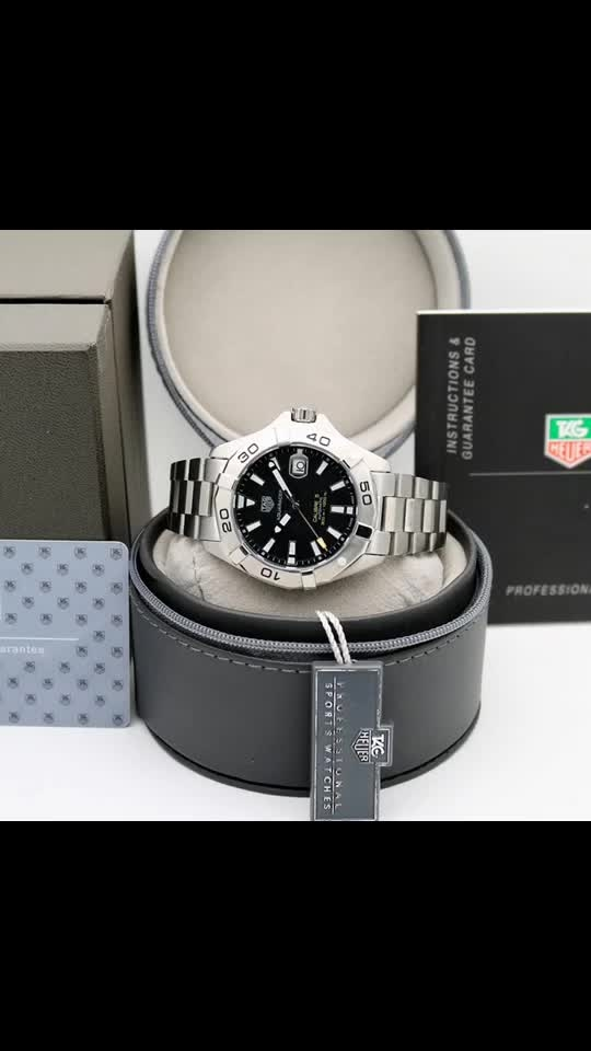 ✅ *Tag Heuer Premium Calibre 5 Aquaracer Collection* ✅  🌟 New Tag Heuer Premium collection updated & Ready to ship today 🌟  # Tag Heuer # For Unisex # 7A Premium  # Model-Aquaracer Automatic  # Dial Size-41mm # Feature-Working date chronograph, stainless steel chain,ceramic black scratch resistant bezel with & perfect fit dial size with fully automatic self wind *Original Japanese Machinery*  ✨ New model with price updated & Free Tag Heuer brand box ✨  Available @ Rs 3500  #fashion #fashionnova #fashionblogger #fashionista #photooftheday #photography #photographer #beauty #beautiful #mensfashion #mens #mensstyle #hyderabad #hyderabad_hunks #uwatches #onlineshopping #onlineshop #shoppingonline #shoppingaddict #photos #beaute #instagram #insta #bhel #shoesaddict #sales #salesforcetower #morning