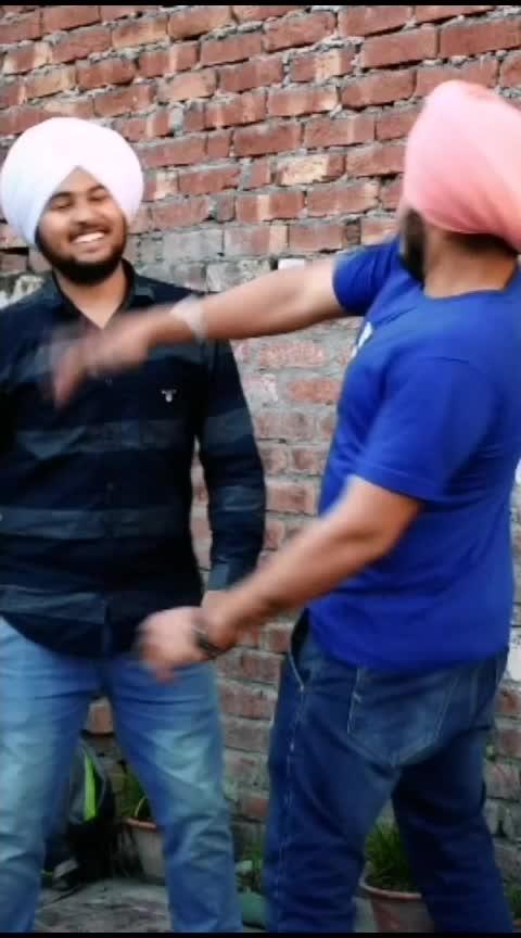 #teamamritsari #tera #yaar #hu #main #bollywood #actingwars #roposo-acting #roposo-telugu