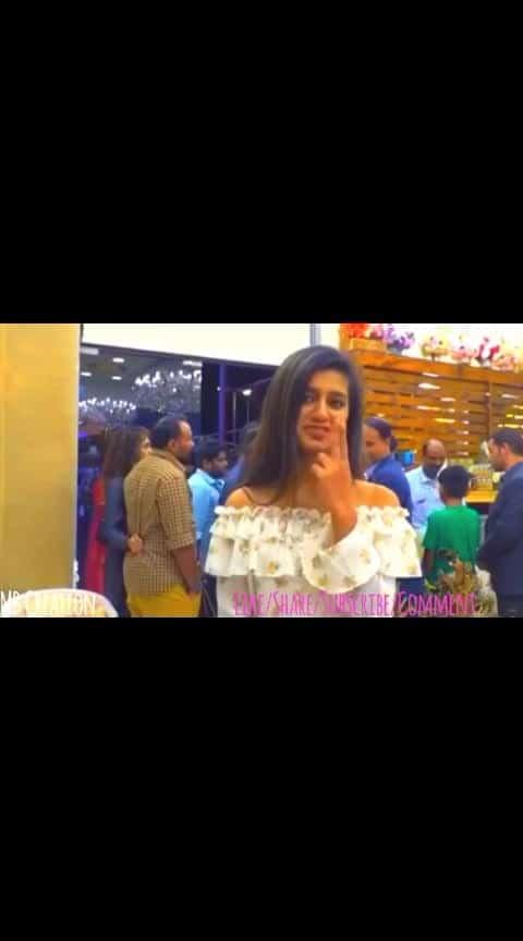 #priyaprakashviralvideo