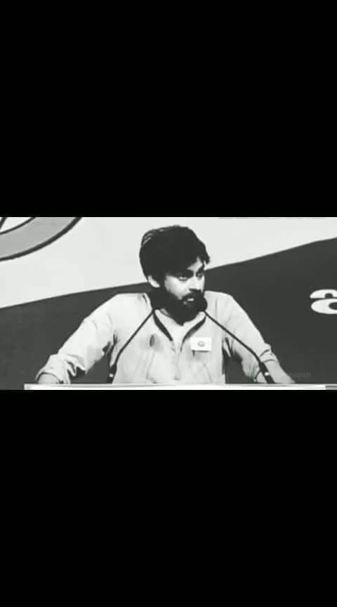 power star powerful words #powerstarpawankalyan