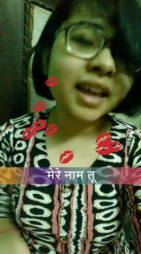 mere naam tu #merenaamtu #zero #srk #anushkasharma #love #bollywood #song #music #beats #roposostar #featureme #joyoners #joyocian