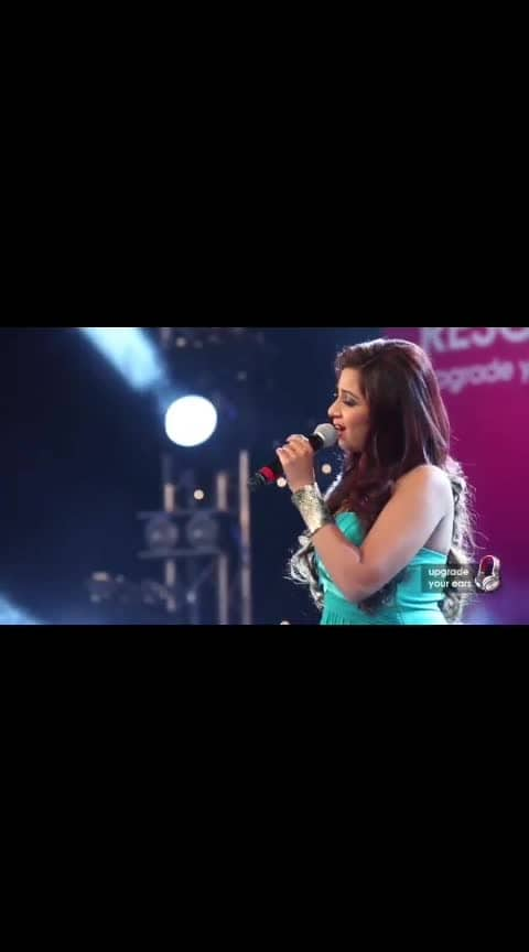 my fav my fav🤩🤩🤩🤩🤩🤩🤩🤩🤩#shreya #hindi #rabnebanadijodi #tujme_rab_dikhta_hai #shreyaghoshallive #Kannada #roposo-fashiondiaries #roposo_star #roposo_beats #roposostarchannel #risingstar #risingstaronroposo #roposorisingstar #roposo-style #best-song