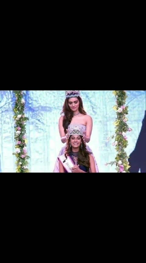 #femina #missindia #2018 #bueaty #contest #winner #anukreethyvas #anukreethyvas4missworld #marathi #gknotes