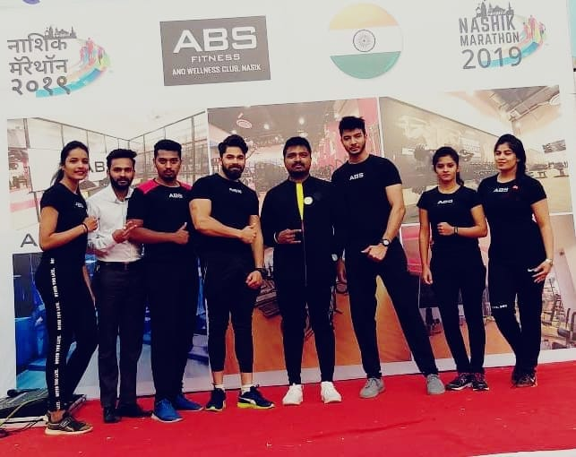 """Pain is temporary, pride is forever.  Run for passion, run for fun. Run to a Healthy culture. 🏃✌️  Nashik Marathon - """"Run for Gender Equality & Women's Safety"""". 🏃🏃 Organized by Nashik City Police. 👮👮  Great Efforts for the successful event by our IRONMAN Hon. Ravindra Singal Sir... And Thanks to Nashik city police for this great event. 🙏👍 Supported by: - ABS Fitness and wellness club Nashik …. 💪🏋️  #Nashik #nashikkar #nashikcity #nashikinstaconnect  #nashikmarathon2019 #steptowardsfitness #sunday #24thFeb #MH15TheBand #running #nashikpolice #nashikcitypolice #nashikmarathon #runforgenderequality #runforwomensafety #genderequality #womensafety #marathon #run #fitness #runner #training #workout #fit #runners #marathontraining #runhappy #gym #health #runningmotivation #fitnessmotivation #ironman #Athlete #Fitness #Exercise #WeightLifting #Cardio #Workout #Transformation #FatLoss #WeightLoss #Health #NashikMarathon #sunday #24thFeb #runforacause #fityou #fitsociety #awareness #contribution #womensafety #cause #health #humanity #absolutelyalive #absnashik #Nashikfame #AbsFitnessNWellness #abs #Nasik"""