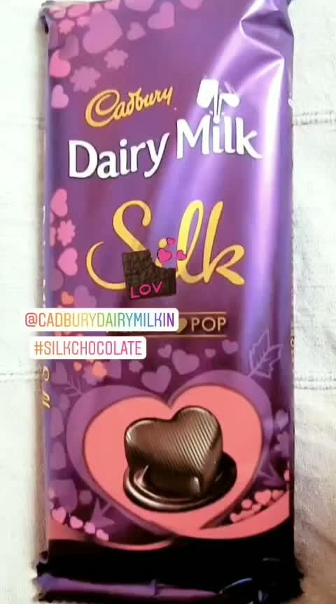 #silkchocate #silkchocolatemilk #milk #roposo_chocolate #chocolatelover #loveindia