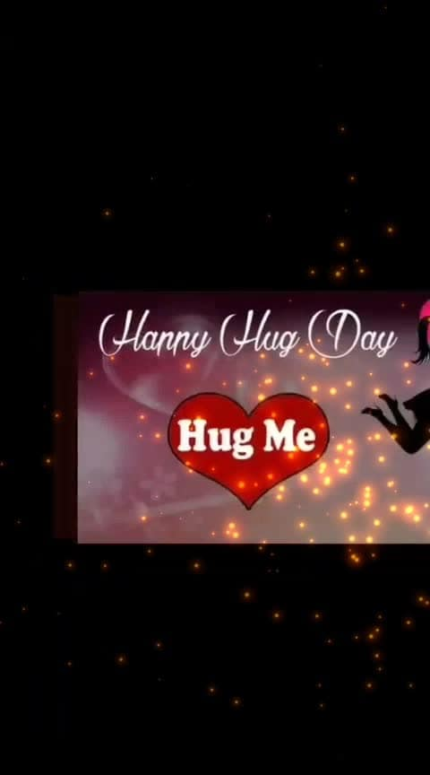 Happy hug day special #hugday #hugday2019