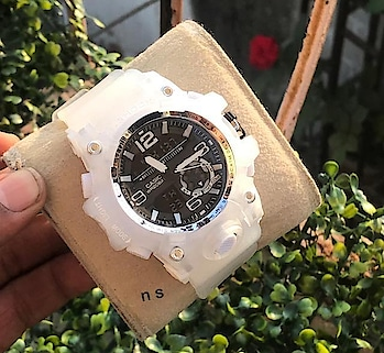 👆 PRODUCT NAME : G_SHOCK 👆 ✨ NEW ARRIVAL 💥 HOT IN STOCK ⭐️ CASIO 🤘 COOL TRANSPERENT WHITE BELT ✨ FEATURES : DAY | DATE | ALARM | ANALOG | DIGITAL | STOPWATCH 🖱 AVAILABLE IN 5 COLOR 👉 AS PIC #COPY ON BEST RATE EVER👇 💰 PRICE : 1050/-₹ ONLY 📦 WITH ORIGINAL TIN BOX ✅ COD AVAILABLE (100RS EXTRA, WHICH IS ADVANCE) ✈️ SHIPPING FREE ON PREPAID ORDER (ALL OVER INDIA) ✅ EASY PAYMENT THROUGH TEZ, PHONEPAY, PAYTM, UPI, BANK TRANSFER, PAYPAL ✈️ SHIPPING ALL OVER WORLD (CHARGES EXTRA) 🚧  L I M I T E D  I N  S T O C K  🚧 FOR ORDER OR INQUIRY DM👇  #onlineshopping #onlineshoppingindia  #onlineshoppingsrilanka #onlineshoppingnepal #aonlineshopping #onlineshoppingbangalore #bonlineshopping #onlineshoppingchennai #india #shoponline #buynow #buyhatke #gujarat #surat #india