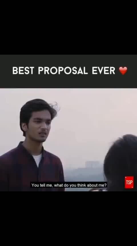 #AhsaasChanna #pariksha #bestloveproposal #love