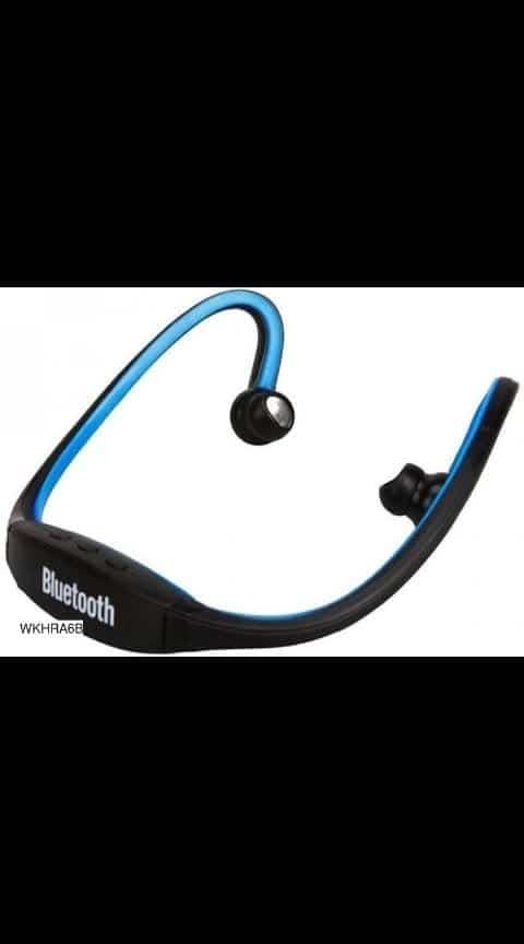 Pepper Bluetooth Neckband Earphones - - #electronics #technology #tech #photography #instapic #electronic #device #gadget #gadgets #instatech #instagood #geek #techie #nerd #techy #photooftheday #computers #laptops #hack #screen
