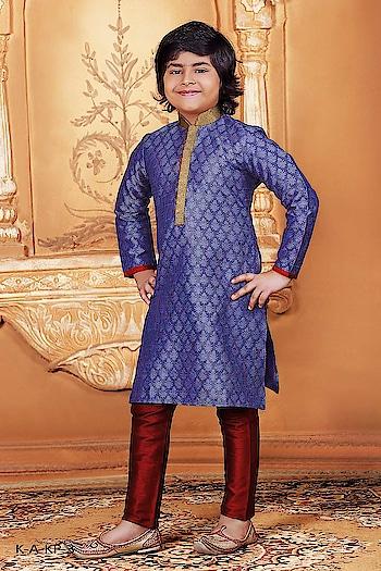 #CottonIndia  #gajri #kidsfashion #Kurta in #jacquard #kidskurtapajama in #Digital Print #ropo-msti #cottonkurta with contrast #Cream #bottom #kidskurta #kurtapajama #multicolour #fancykurtapayjama to know more please whats app on +919820936178