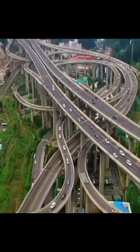 दुनिया की सबसे बड़ी ब्रिज #worldrecord #bridge #largest #record #danglers #technology #science