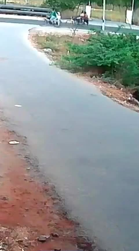 #roposo-wow #wow #snake #cycling #shocking #unexpected_moment #watch #roposo-trending
