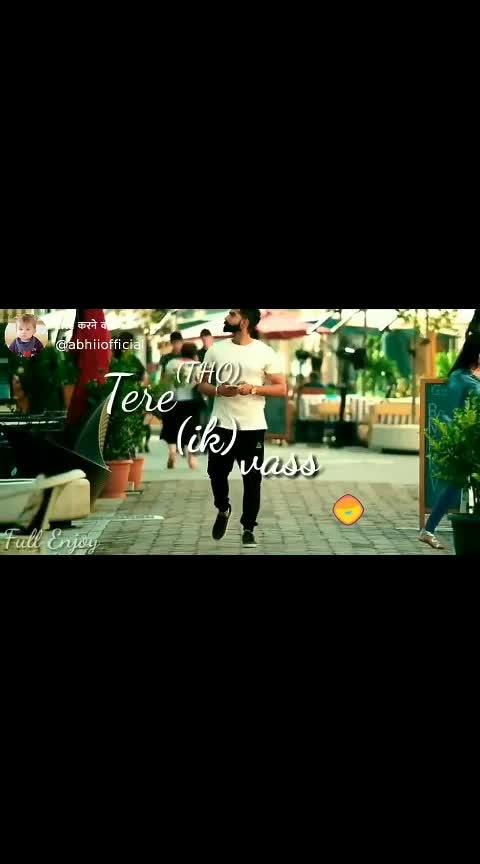 #beats #panjabiway  #tranding  channel#romanticwhatsappstatus #tere hath Wich hath huve  mera