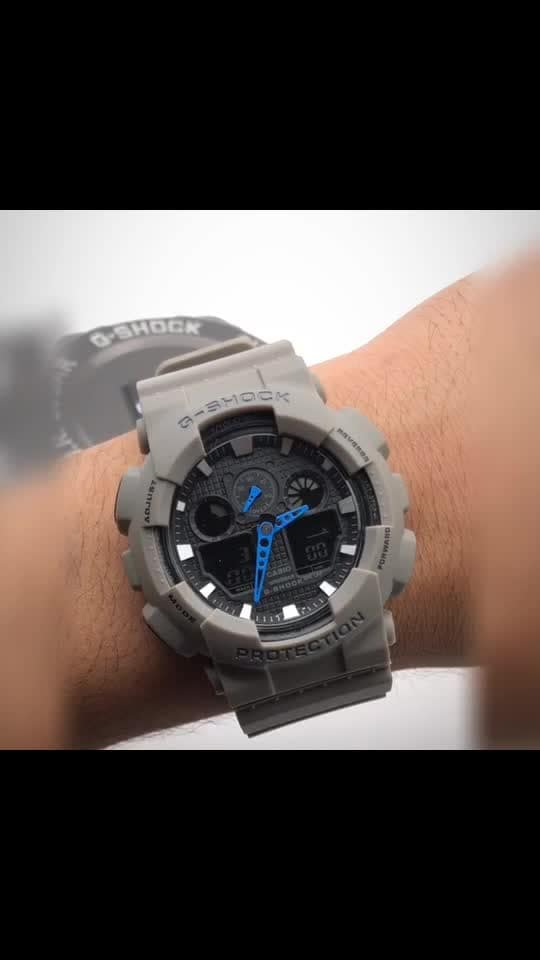 *Love how the Casio changes time zones. Just select the zone you need and let it do it's magic. That electric sweep is so addictive.*🕕🕜🕣🕘  * G-Shock♥️♥️ * Ga- * For men * 7A   * Orginal model  * Features-  -day,date, alarm,  -analog -digital -Stopwatch   -Water Resistant (upto 10 bar  ⭐**Price -1500/-+plus ship*⭐  **With OG Tin 🥫 box 📦 *  **Same day Ship**  #fashion #fashionnova #fashionblogger #fashionista #photooftheday #photography #photographer #beauty #beautiful #mensfashion #mens #mensstyle #hyderabad #hyderabad_hunks #uwatches #onlineshopping #onlineshop #shoppingonline #shoppingaddict #photos #beaute #instagram #insta #bhel #shoesaddict #sales #salesforcetower #morning