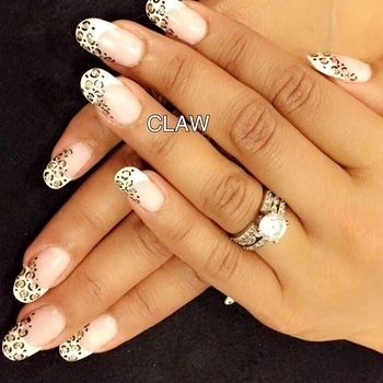 It's all about nails 😍#claw#happyclient#happyus#getclawed💅💅