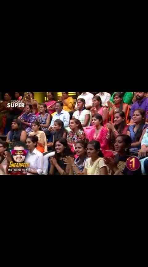 #Sneakpeek ಅಯ್ಯೋ.. ನಮ್ಮ ವರು ಒಂಥರಾ ಐತಿಹಾಸಿಕ ವ್ಯಕ್ತಿ ಅಂದ್ರೆ ತಪ್ಪಾಗಲ್ಲ!!!  ಮಜಾ ಟಾಕೀಸ್ ।
