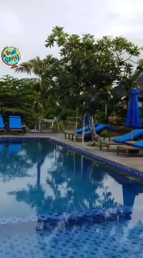Nusa Penida Island..our Villa . #captured #traveldiaries #lookgoodfeelgood #roposotalks #roposo-style #roposo-good #travelinspiration #balidiaries #balilife #celebration #twinklewithmystyle
