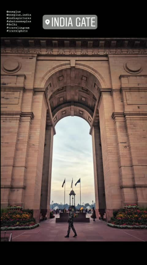 #india gate #delhi #india-proud #-india #india-inspired #indiagate #indiagatedelhi #indiagaming  #instagramblogger #fashion-blogger  #newdelhiblogger #newdelhi  #roposoquotes #roposo-trending  #challangeaccepted #pic-click #oneplus5tphotography