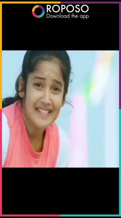 luv you appa  viswasam movie #thala-ajith