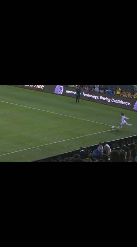 The Best of David Beckham  finest goals for the #LAGalaxy 🔥 | #BeckhamStatue