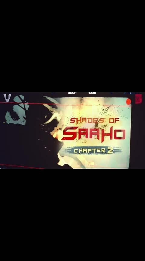 #shades of #saaho_darling_prabhash #Happy birthday to you #shardhakapoor