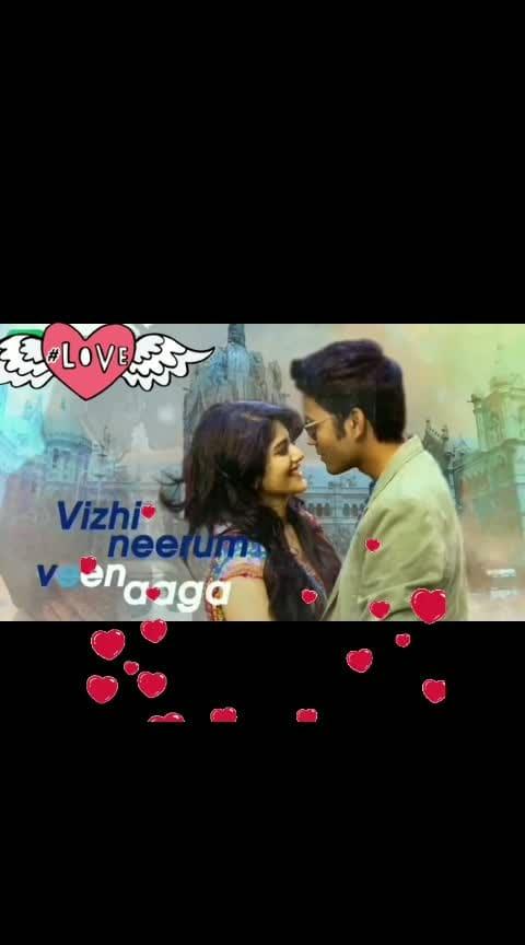 #maruvarthai #enainokipayumthota #dhanush #love#lovesong#love feel