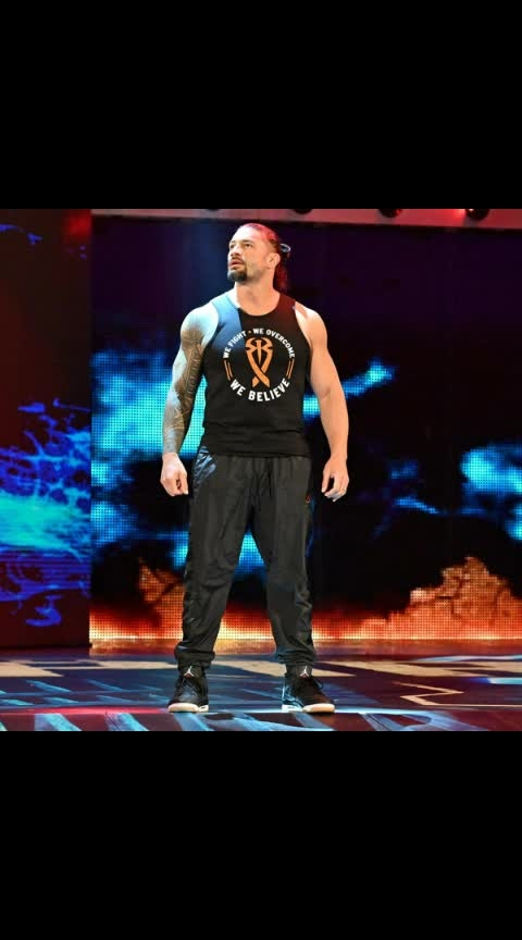 #big #tigar #roman_reigns #returns #roposo-challenge-wwe