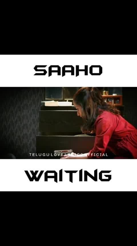 #saaho_darling_prabhash  latest.., 😍