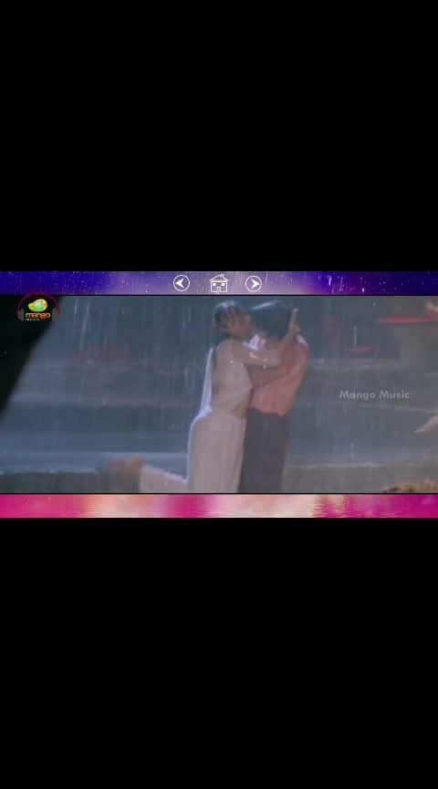 #telugu #rainsongs #romantic  #nagarjunaakkineni #favourite_song