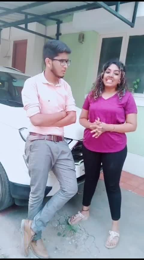 It was only for fun!😅😂 With my fav @saravanasudan  .  #sivakarthikeyan #sk #rajinimurugan #keerthysuresh #tinbeer #beer #sivakarthikeyan_lovers #skfans #crazyus #tamilmusically #tamilcomedy #comedytamil #comedyvideo #tamiltroll #tamil #tamilmuser #tamildailogue #tiktokdance #tiktoklove #tiktoktrending #tiktokviral #tiktokcomedy #roposo #ropostar #raisingstar #saravanasudan #saravana_sudan #monisha #curlyqueen #curlyhair