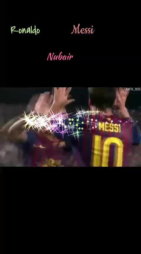#cr7  #messi  #cristianoronaldo  #lionelmessi  #wow  the great players of era