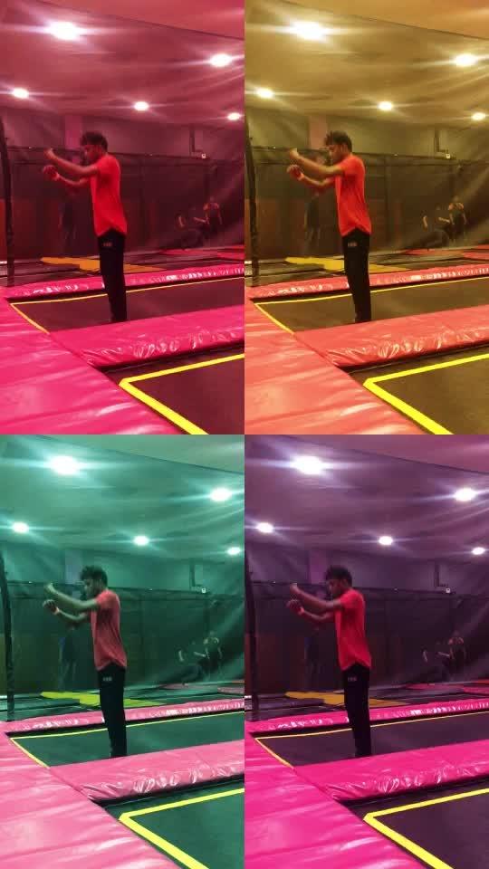😱😱720 twist fail video #720 #twist #fail #gymnastic #tumbling #flip #roposo @roposocontests 🔥🔥