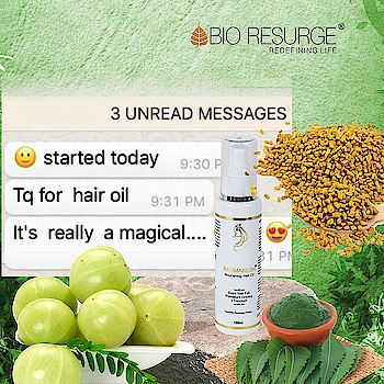 Customer Testimonials like these make our day 😊🙏🏼 Bio Resurge provides Ayurvedic and effective solutions for all Skin, Hair & Health concerns. Shop Now: http://bioresurge.in/ #feedback #follow #like #review #motivation #love #followme #bioresurge #ayurveda #natural #effectivecare