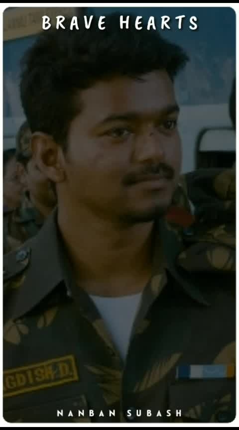 #indianarmy #army_man #proud-to-be-a-army #armylife #thalapthy-vijay #thalapthy-vijay