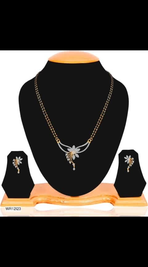 Fancy Mangalsutra For Women - - #jewelry #jewels #jewel #photography #instapic #fashion #gems #gem #gemstone #bling #stones #stone #trendy #accessories #love #crystals #beautiful #ootd #style #fashionista #accessory #instajewelry #stylish #cute #jewelrygram #fashionjewelry