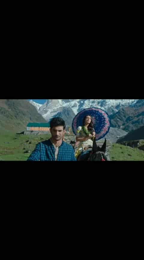 #filmistaan #kedarnathmovie #saraalikhanpataudi #flirting #shushantsingrajput