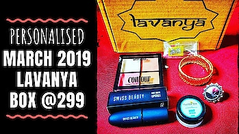 Lavanya Box March 2019 @299 | Personalised | Contour & Highlight Palette | Unboxing & Review  March Lavanya box is filled with awesome Makeup products (with shade choice) along with jewellery & skincare! My favourite was the beautiful Mirror ring and the palette! I can't ask for more at just Rs. 299. Its much better than most other boxes at higher price tags!  . . . Don't miss this unboxing & review video on my channel. Link in bio💕 . . To order : Insta DM :  https://www.instagram.com/lavanya1749/ Or Contact : +91 7838837708/ 9168636761 Price : Rs. 299 + 50 for Shipping . . . . #lavanya #lavanyabox #march #superaffordable #best #beautybox #affordable  #beautysubscription #skincare #bodycare  #makeup #lipstick #palette #makeupessentials #glowingskin #naturalskincare #unboxingandreview #youtuber #subscriptionboxindia #subscriptionboxreview #giveaway  #honestreviews #sonammahapatra