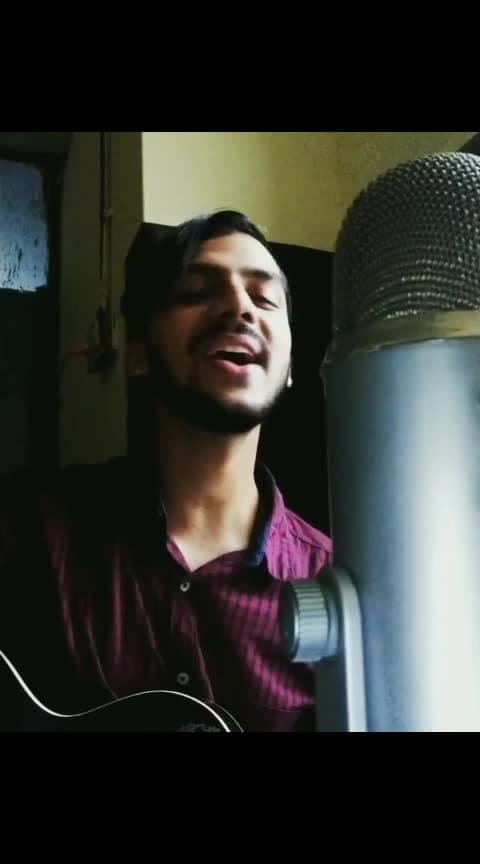 Mile Ho Tum ❤️ #singing  #music #voice #vocals #singer #singers #guitar #guitarist #musician #indiansingers #bollywoodsongs #hindisongs #indianmusic #roposostars #roposo #risingstar