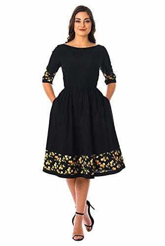 Karm Enterprise Printed women #westernwear #skater #dress @ Rs.495. Buy Now at http://bit.ly/2C6AqDr