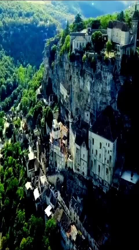 ❤😍 #france #castles #scenery #wow #roposo-wow #captured