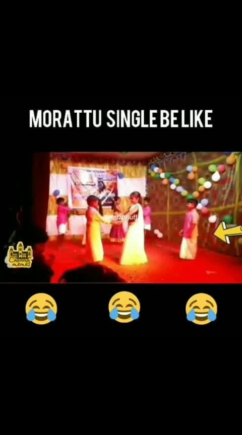 yaarudaa nee... #single #morattu_singles #morattu_single #singlestatus #haha-tv #roposo-haha