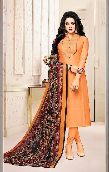 Casual Wear Chanderi Cotton Printed Salwar Suits 💕 Price:- 1350/- To Order WhatsApp us (+91) 8097909000 * * * * #salwar #salwarsuits #dress #dresses #longsuits #suitsonline #banarasi #suitwithbanarasidupatta #embroidered #onlinefloralsuit #floral #printedsuits #printed #straightsuits #dupatta #fashion #stylish #love #shopping #ethnic #onlineboutique