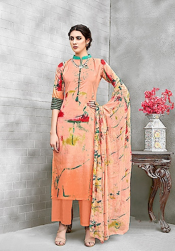 Casual Wear Unique Printed Pure Cotton Palazzo Suits 💥 Price:- 1299/- To Order WhatsApp us (+91) 8097909000 * * * * #salwar #salwarsuits #dress #dresses #longsuits #suitsonline #banarasi #suitwithbanarasidupatta #embroidered #onlinefloralsuit #floral #printedsuits #printed #straightsuits #dupatta #fashion #stylish #love #shopping #ethnic #onlineboutique