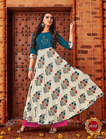 Jaipuri Printed Designer Trendy Kurtis...💥 Limited Stock 💥 Price:- 1400/- To Order Whats-app us (+91) 8097 909 000 😊 * * * * #kurtis #kurti #onlineshop #onlinekurtis #kurtisonline #dress #indowestern #ethnicwear #gowns #fashion #aipuriprints #printed #printedtops #jaipuri #jaipuritops #ethnic #womenwear #style #stylish #love #socialenvy #beauty #beautiful #onlineshoppingindia