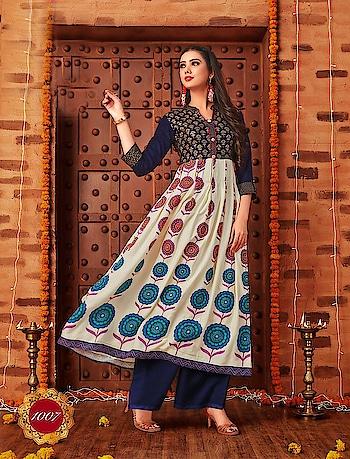 Jaipuri Printed Designer Trendy Kurtis...💥 Limited Stock 💥 Price:- 1400/- To Order Whats-app us (+91) 8097 909 000 😊 * * * * #kurtis #kurti #onlineshop #onlinekurtis #kurtisonline #dress #indowestern #ethnicwear #gowns #fashion #aipuriprints #printed #printedtops #jaipuri #jaipuritops #ethnic #womenwear #style #stylish #love #socialenvy #beauty #beautiful #onlineshoppinginindia