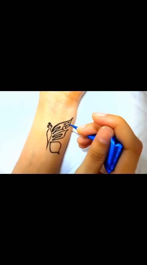#mehendi #tattoolove